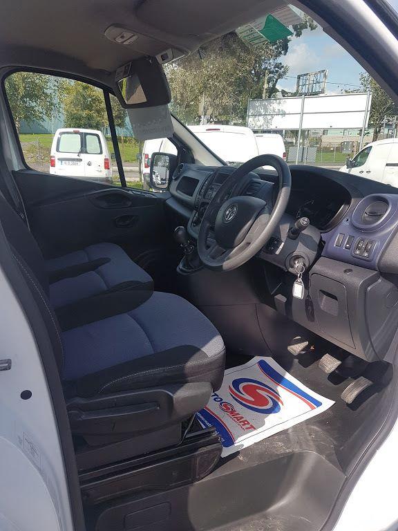 2016 Vauxhall Vivaro 2900 L2H1 CDTI P/V (161D47994) Image 7