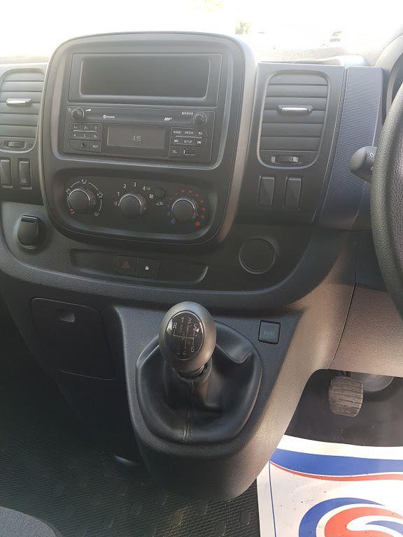 2016 Vauxhall Vivaro 2900 L2H1 CDTI P/V (161D47994) Image 5