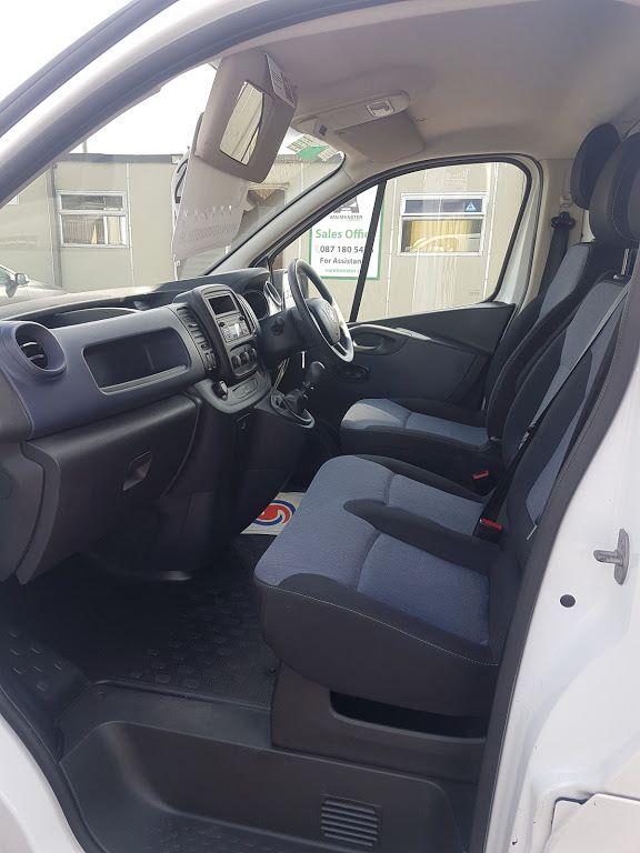 2016 Vauxhall Vivaro 2900 L2H1 CDTI P/V (161D47994) Image 16