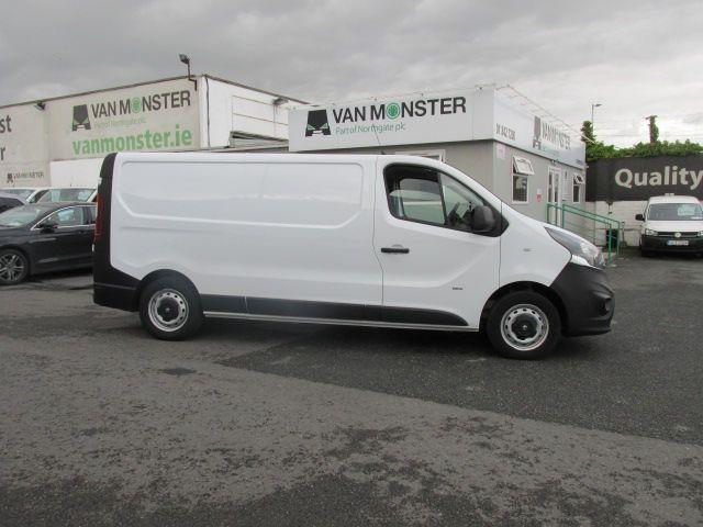 2016 Vauxhall Vivaro 2900 L2H1 CDTI P/V (161D48000) Image 2