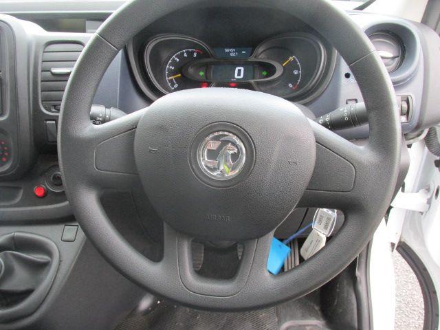 2016 Vauxhall Vivaro 2900 L2H1 CDTI P/V (161D48000) Image 13