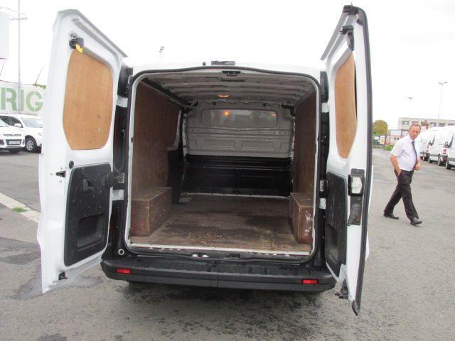 2016 Vauxhall Vivaro 2900 L2H1 CDTI P/V (161D48001) Image 11
