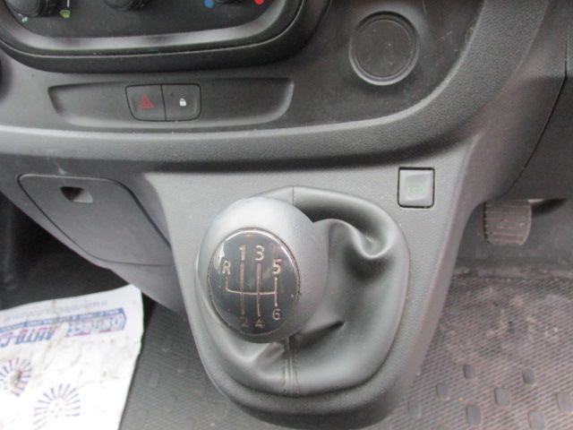 2016 Vauxhall Vivaro 2900 L2H1 CDTI P/V (161D48001) Image 15
