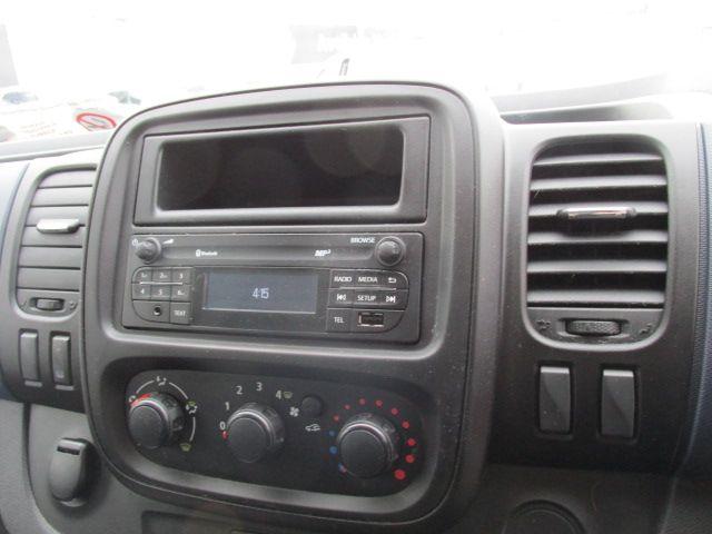 2016 Vauxhall Vivaro 2900 L2H1 CDTI P/V (161D48001) Image 16