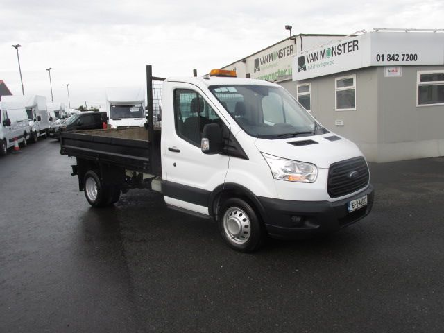 2016 Ford Transit 350 C/C DRW TIPPER (161D48003)