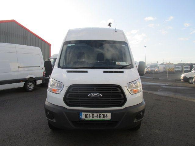 2016 Ford Transit 350 H/R P/V (161D48014) Image 8