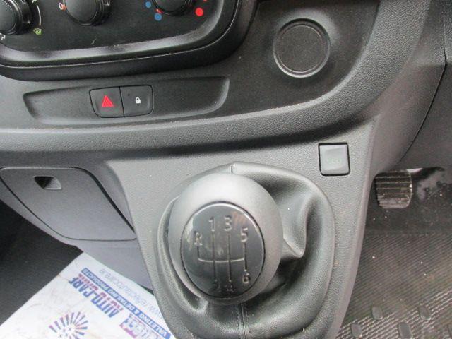 2016 Vauxhall Vivaro 2900 L2H1 CDTI P/V (161D48019) Image 15