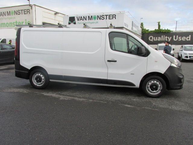 2016 Vauxhall Vivaro 2900 L2H1 CDTI P/V (161D48019) Image 2