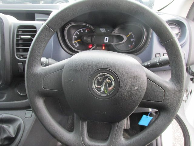 2016 Vauxhall Vivaro 2900 L2H1 CDTI P/V (161D48019) Image 13