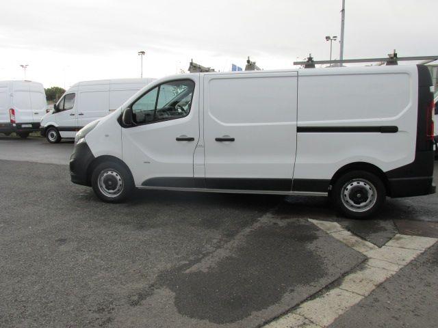 2016 Vauxhall Vivaro 2900 L2H1 CDTI P/V (161D48019) Image 6