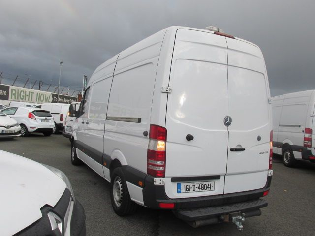 2016 Mercedes Sprinter 313 CDI MWB  H/ROOF - OVER A 100 VANS TO CHOOSE FROM IN VM SANTRY - (161D48041) Image 5