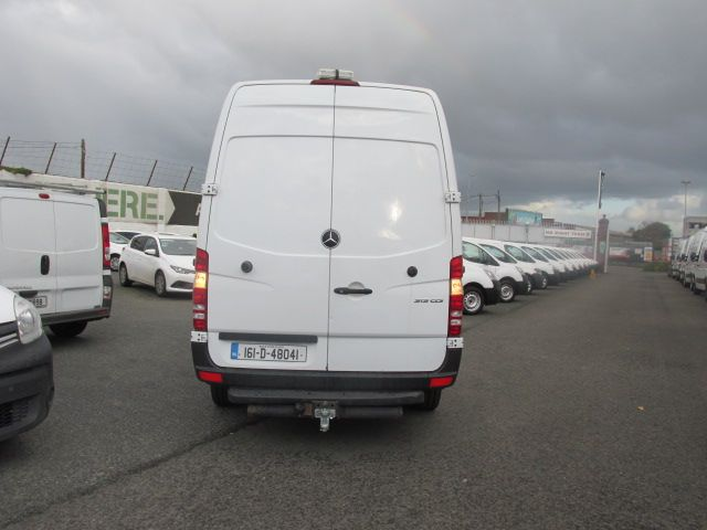 2016 Mercedes Sprinter 313 CDI MWB  H/ROOF - OVER A 100 VANS TO CHOOSE FROM IN VM SANTRY - (161D48041) Image 4