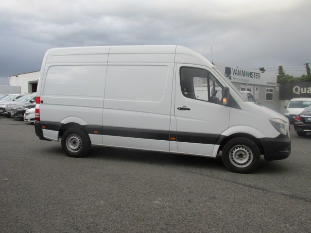2016 Mercedes Sprinter 313 CDI MWB  H/ROOF - OVER A 100 VANS TO CHOOSE FROM IN VM SANTRY - (161D48041) Image 2