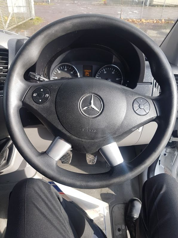 2016 Mercedes-Benz Sprinter 313 CDI (161D48043) Image 6