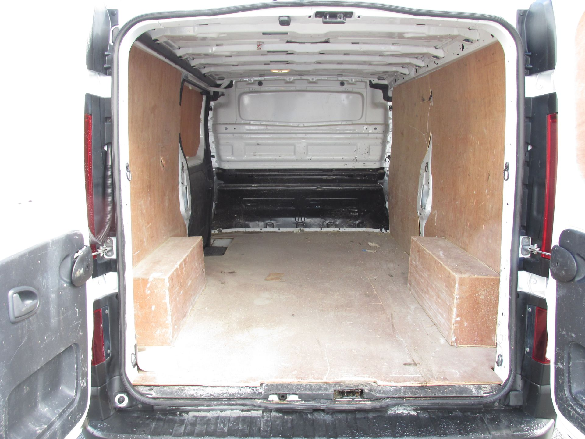2016 Vauxhall Vivaro 2900 Cdti 5DR (161D48146) Image 9