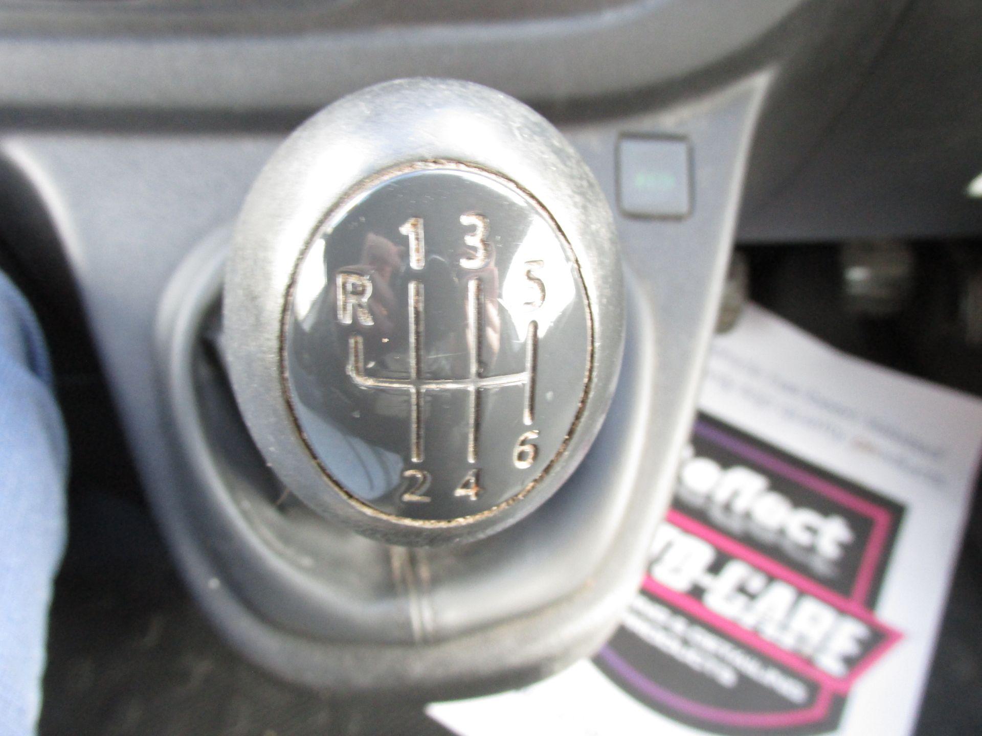2016 Vauxhall Vivaro 2900 Cdti 5DR (161D48146) Image 13