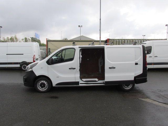 2016 Vauxhall Vivaro 2900 L2H1 CDTI P/V (161D54273) Image 9