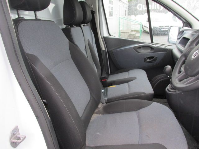 2016 Vauxhall Vivaro 2900 L2H1 CDTI P/V (161D54273) Image 12