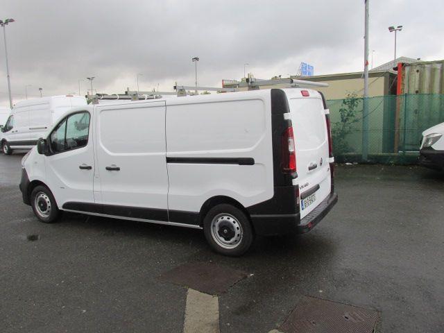 2016 Vauxhall Vivaro 2900 L2H1 CDTI P/V (161D54273) Image 5