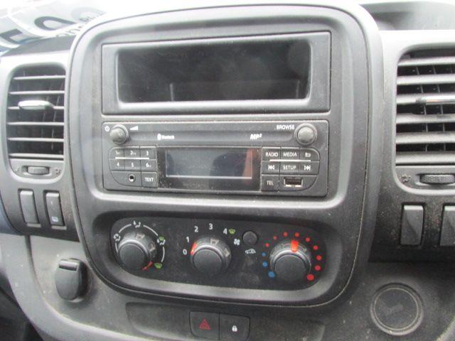 2016 Vauxhall Vivaro 2900 L2H1 CDTI P/V (161D54273) Image 13