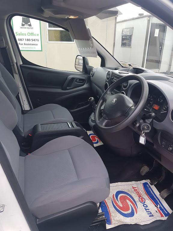 2016 Peugeot Partner HDI S L1 850 (161D54317) Image 6