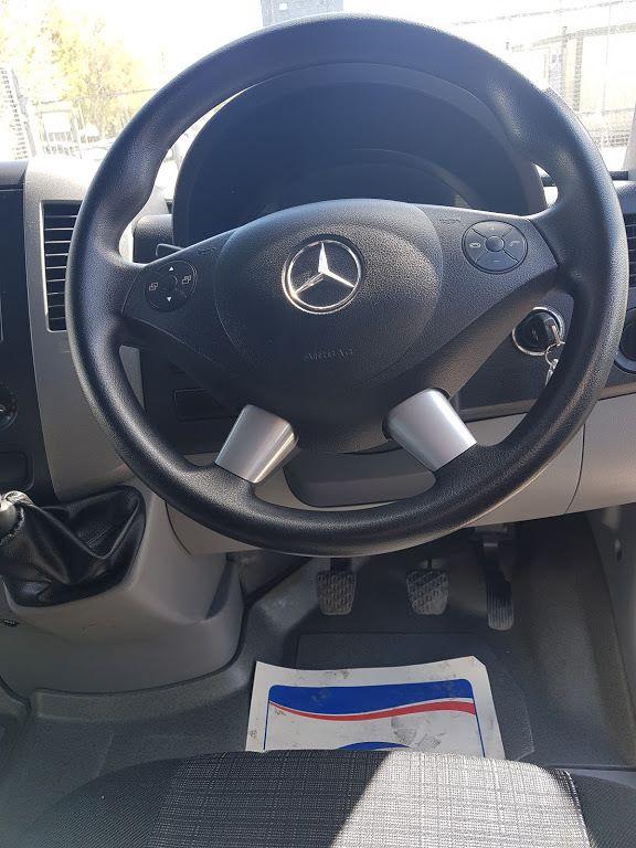 2016 Mercedes Sprinter 313 CDI (161D54318) Image 4