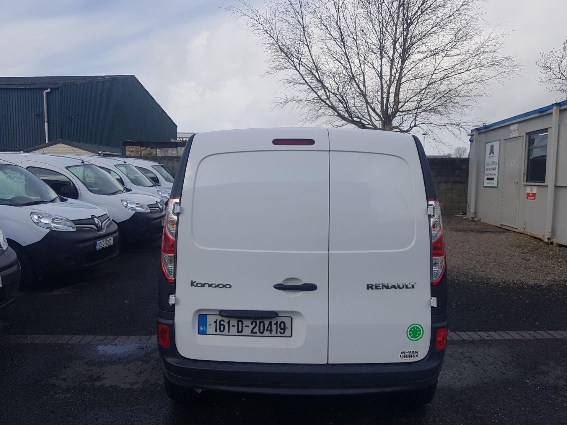 2016 Renault Kangoo 1.5 DCI 75 Business 2DR (161D20419) Image 4