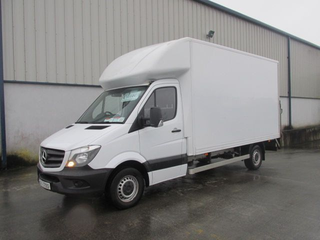 2016 Mercedes-Benz Sprinter 313 CDI (161D37093)