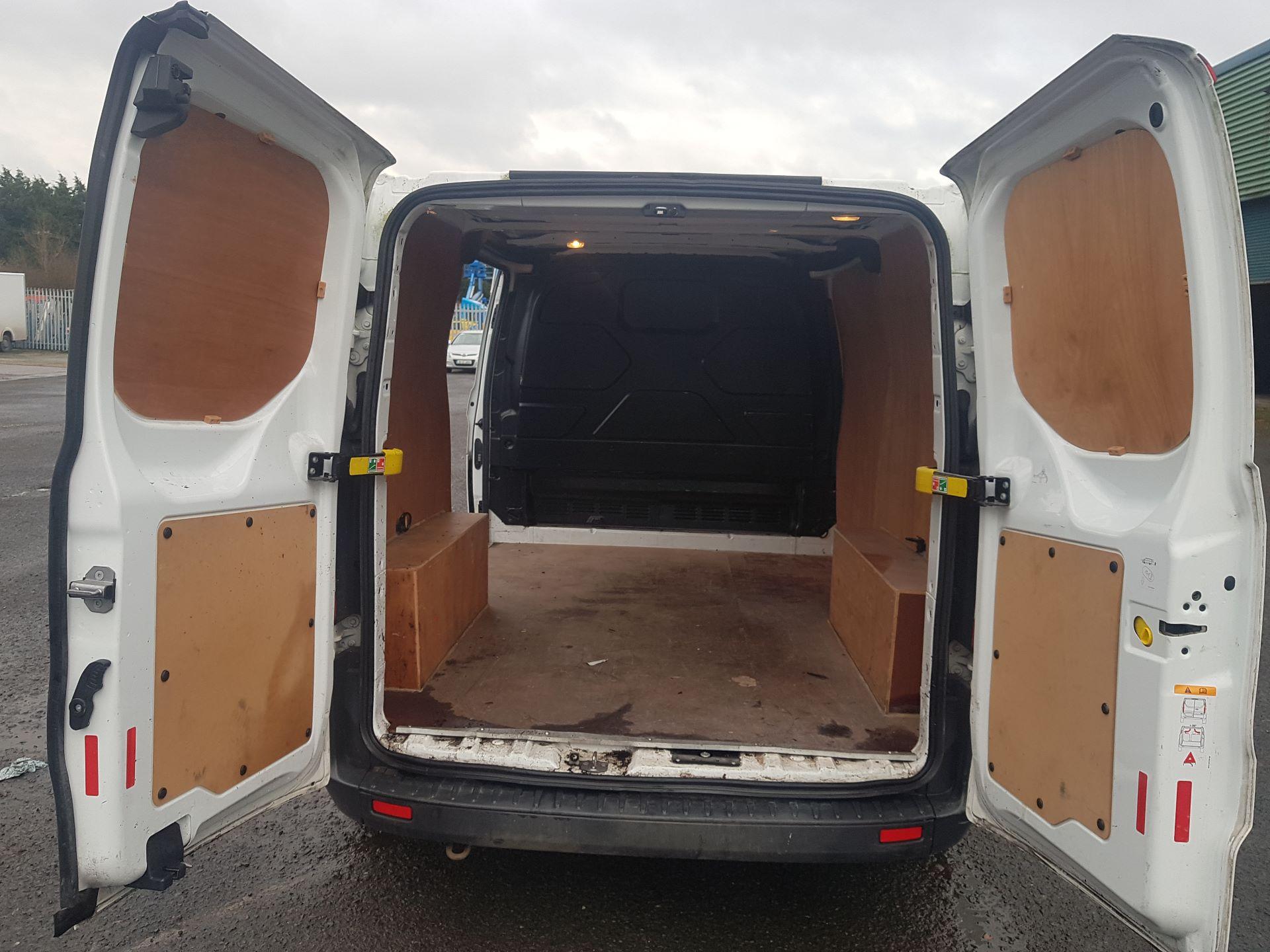 2016 Ford Transit Custom 290 LR P/V (161D38271) Image 10