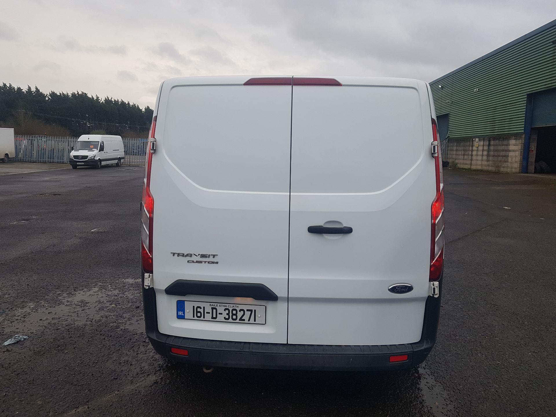2016 Ford Transit Custom 290 LR P/V (161D38271) Image 4