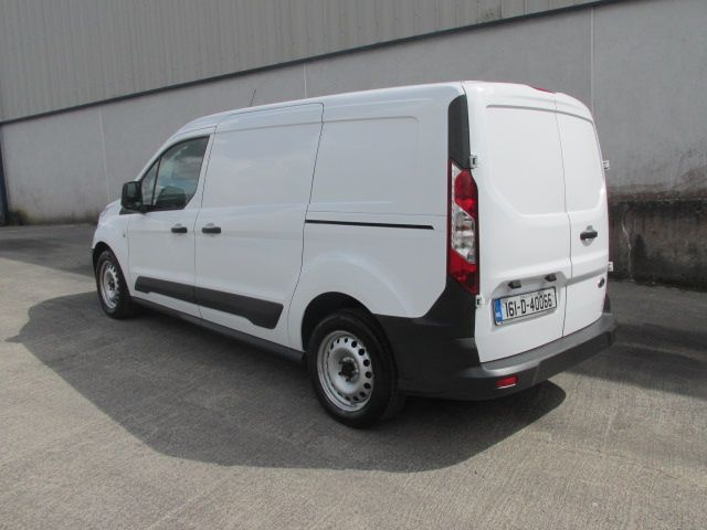 2016 Ford Transit Connect LWB Base 75PS 1.6 TDCI 3DR (161D40066) Image 4