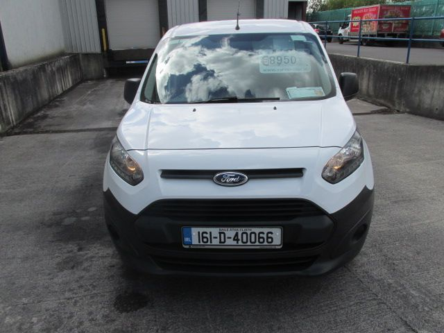 2016 Ford Transit Connect LWB Base 75PS 1.6 TDCI 3DR (161D40066) Image 2