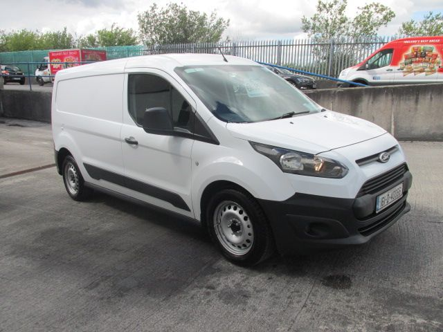 2016 Ford Transit Connect LWB Base 75PS 1.6 TDCI 3DR (161D40066) Image 1