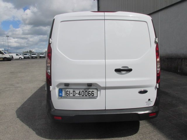 2016 Ford Transit Connect LWB Base 75PS 1.6 TDCI 3DR (161D40066) Image 5