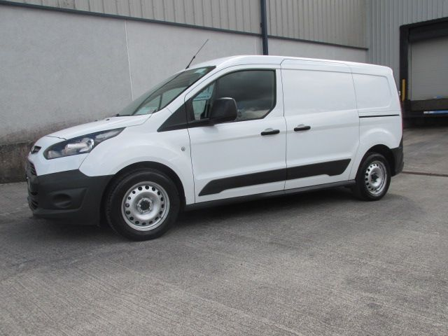 2016 Ford Transit Connect LWB Base 75PS 1.6 TDCI 3DR (161D40066) Image 3