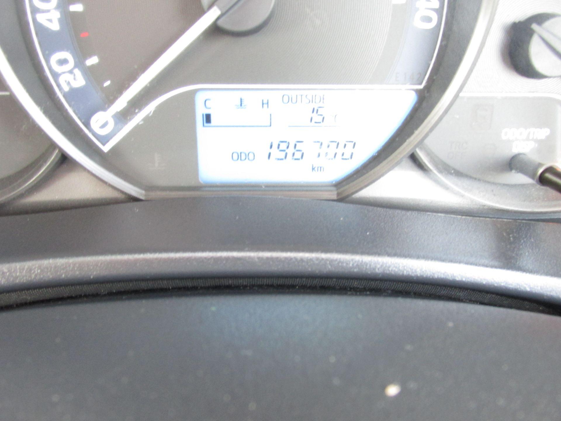 2016 Toyota Auris 1.4d-4d Terra 4DR (161D43009) Image 13