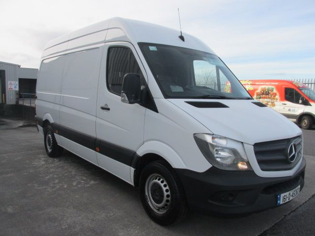 2016 Mercedes-Benz Sprinter 313/36 CDI 5DR (161D45363)