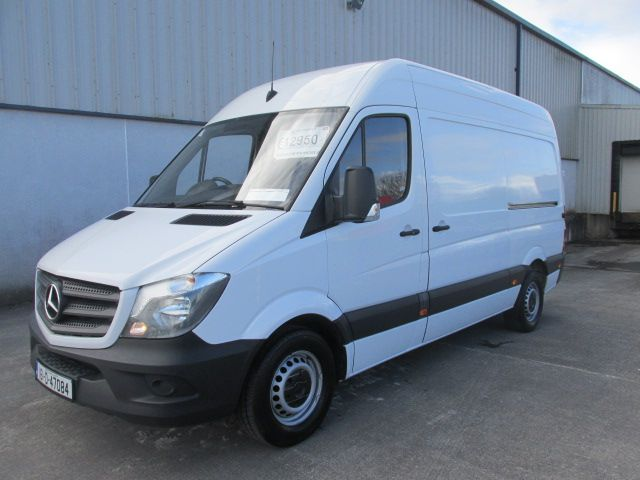 2016 Mercedes-Benz Sprinter 313/36 CDI 5DR (161D47084)