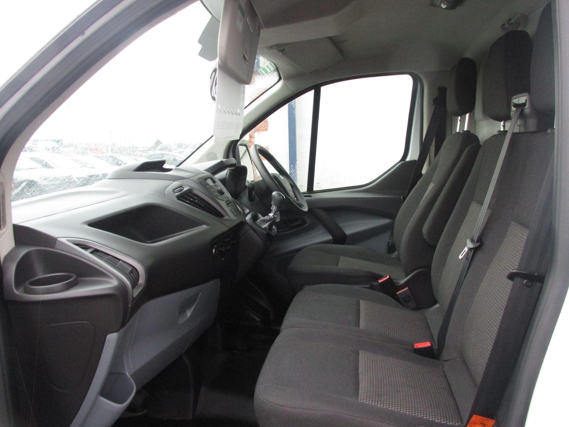 2016 Ford Transit Custom 290 LR P/V (161D47441) Image 10