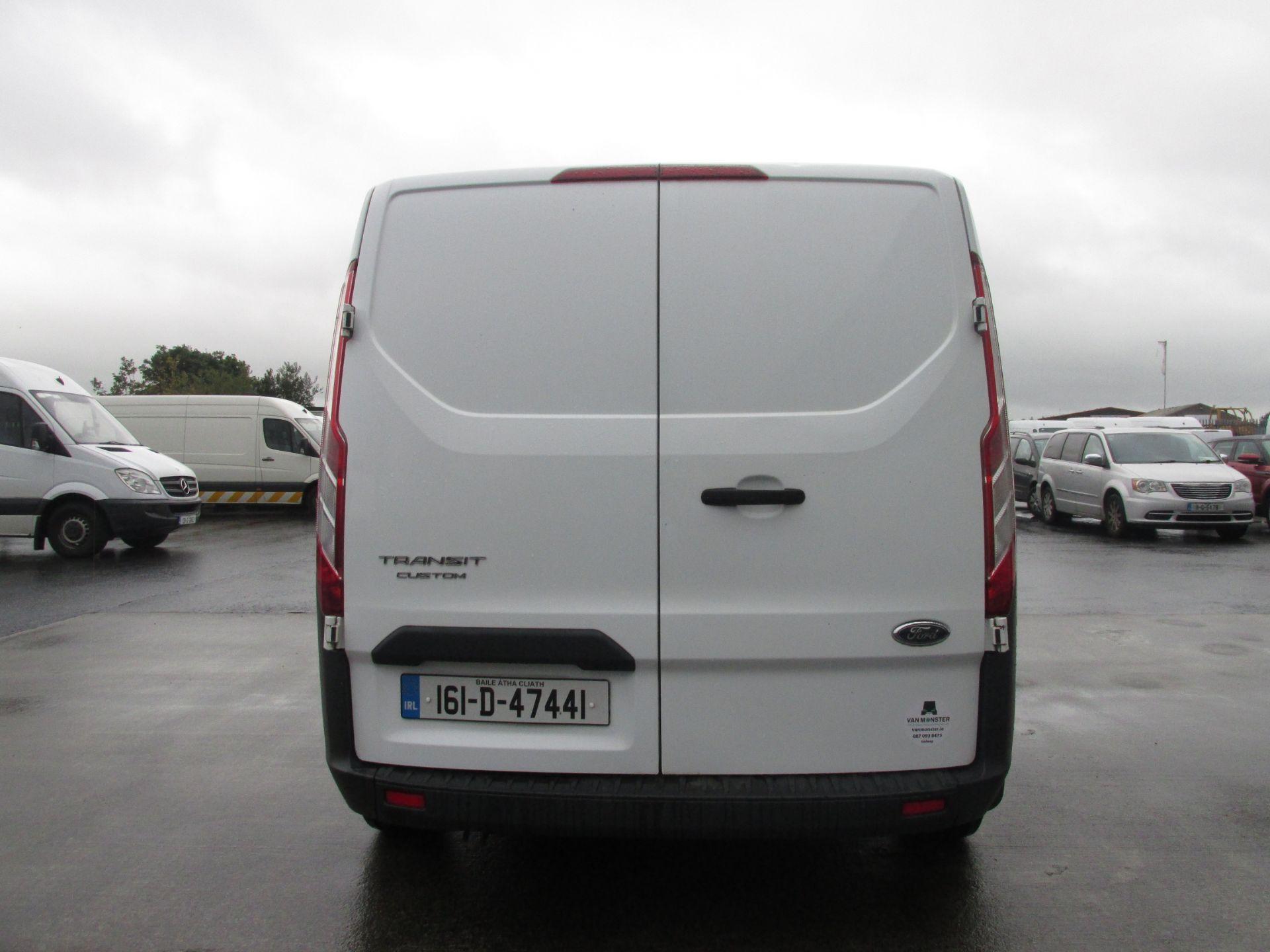 2016 Ford Transit Custom 290 LR P/V (161D47441) Image 6