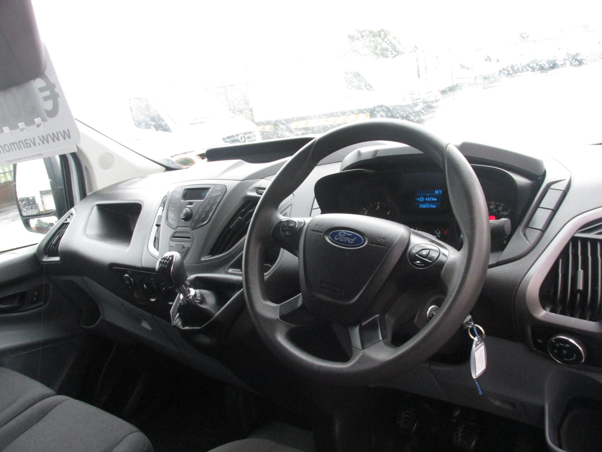 2016 Ford Transit Custom 290 LR P/V (161D47441) Image 13