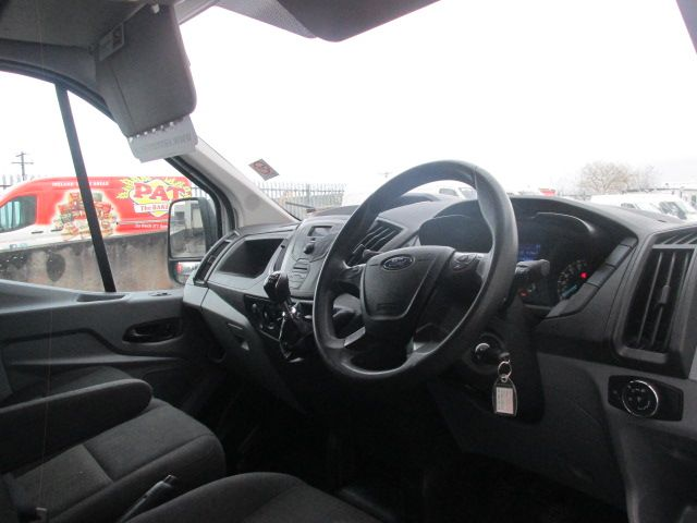 2016 Ford Transit 350 H/R P/V (161D47774) Image 12