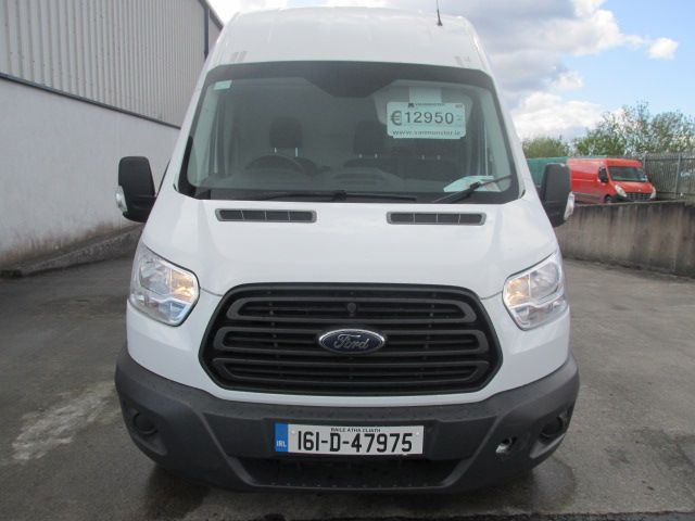 2016 Ford Transit 350 H/R P/V (161D47975) Image 2