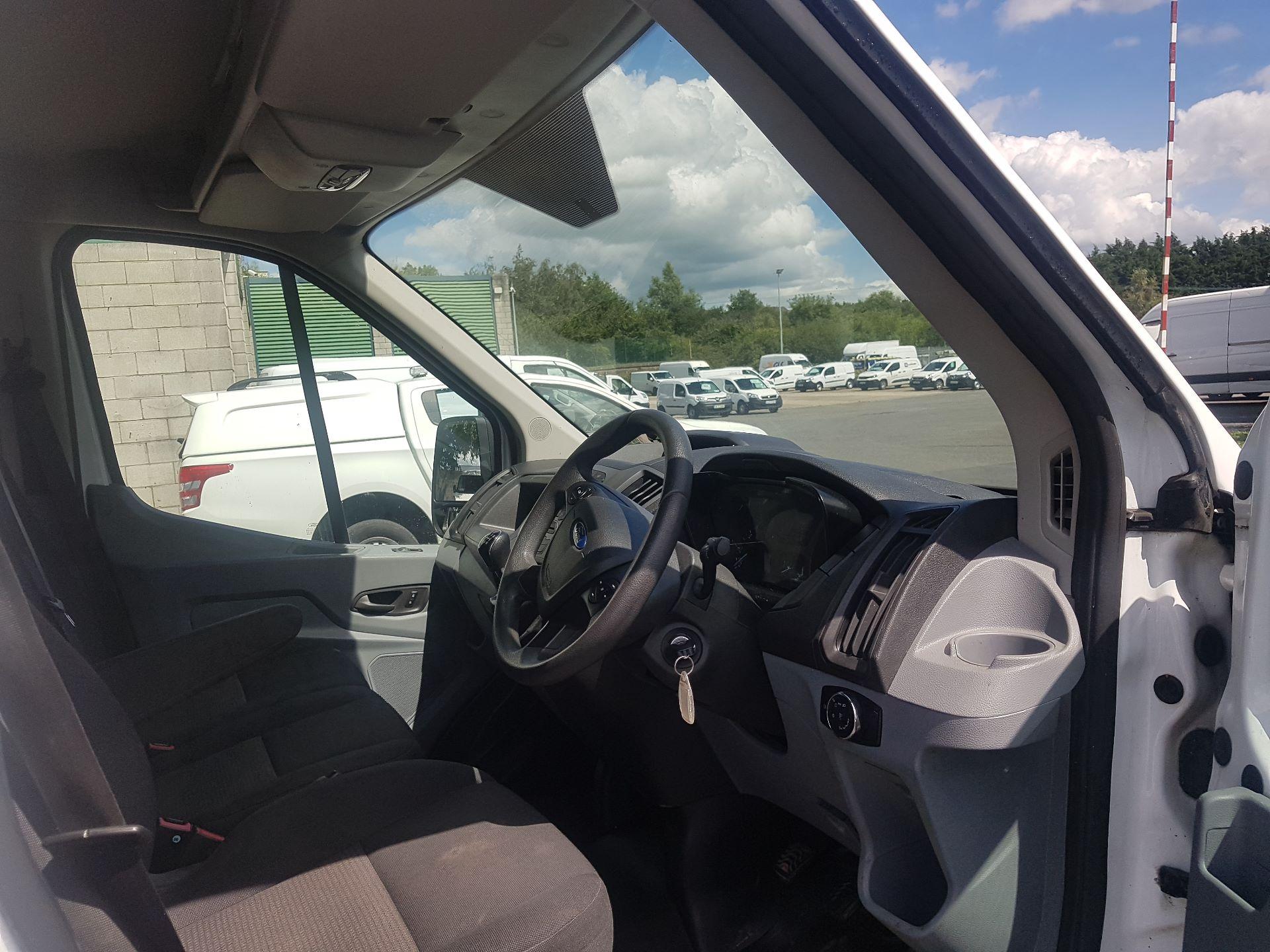 2016 Ford Transit 350 H/R P/V (161D47975) Image 13