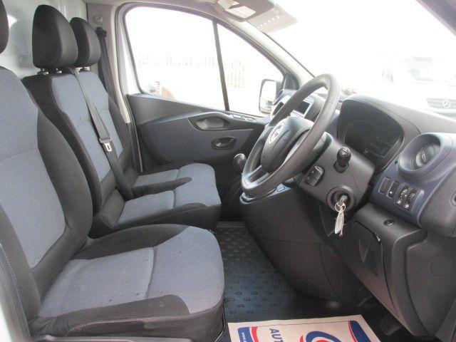 2016 Vauxhall Vivaro 2900 L2H1 CDTI P/V (161D47998) Image 13