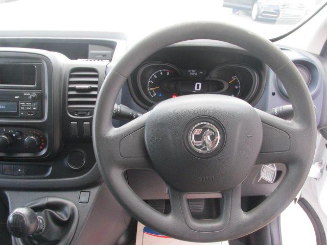 2016 Vauxhall Vivaro 2900 L2H1 CDTI P/V (161D47998) Image 14
