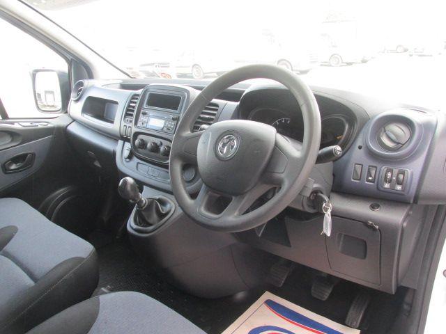 2016 Vauxhall Vivaro 2900 L2H1 CDTI P/V (161D47998) Image 12