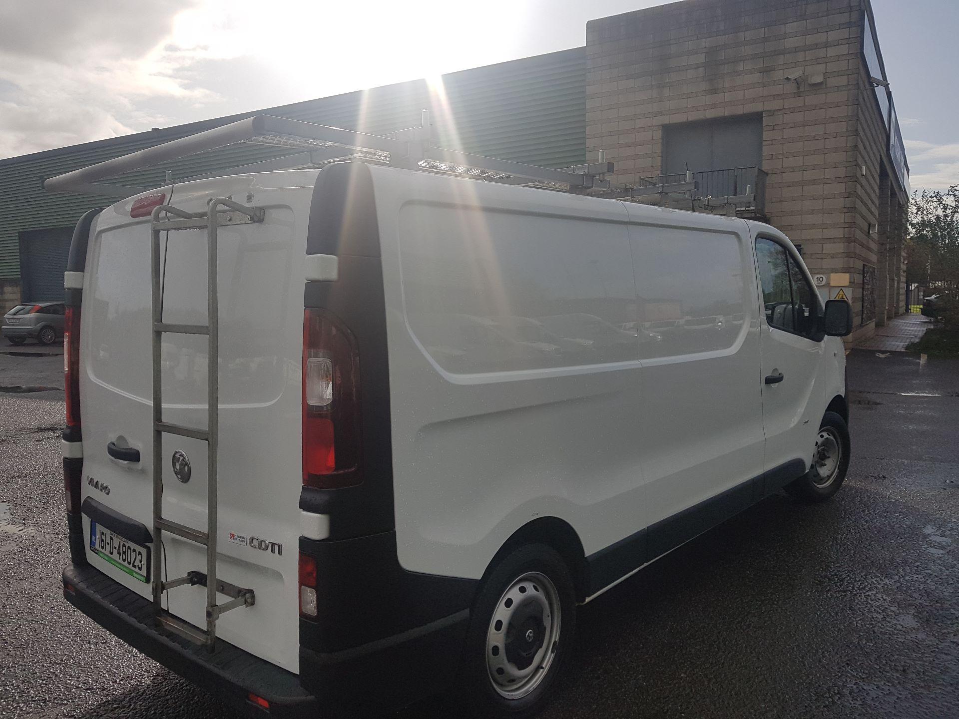 2016 Vauxhall Vivaro 2900 L2H1 CDTI P/V (161D48023) Image 6