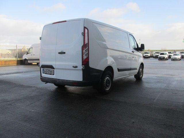 2016 Ford Transit Custom 290 LR P/V (161D57293) Image 4