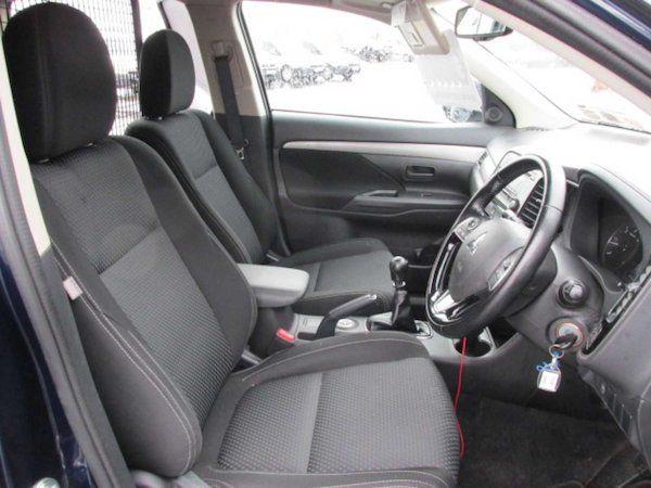 2016 Mitsubishi Outlander 4WD 6MT N1 16MY 4DR (161D5800) Image 11